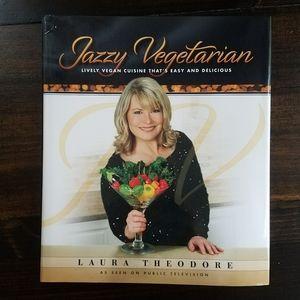 Jazzy Vegetarian Hardcover Cookbook